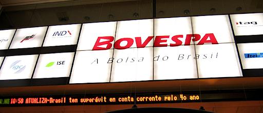 bovespa index live