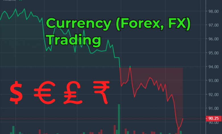 Currency (Forex, FX) Trading India