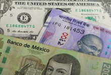 India currency, USD, and others